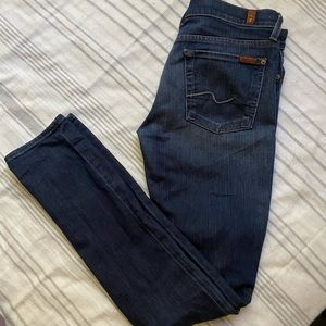 7 for all man kind Roxanne jeans